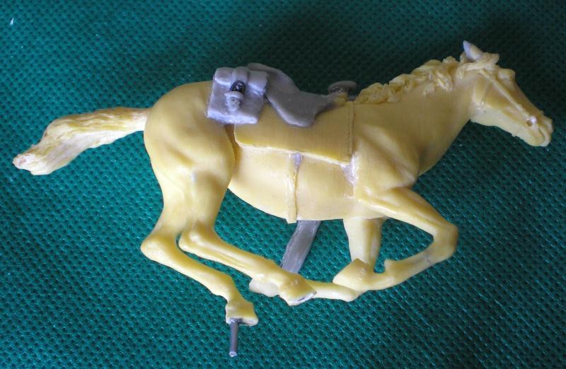 Bemalungen, Umbauten, Modellierungen - neue Cowboys für meine Dioramen 151a2_10