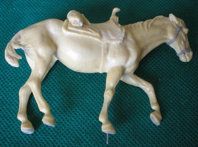 Bemalungen, Umbauten, Modellierungen - neue Cowboys für meine Dioramen 152a2b10