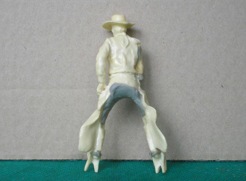 Bemalungen, Umbauten, Modellierungen - neue Cowboys für meine Dioramen 152c2b10
