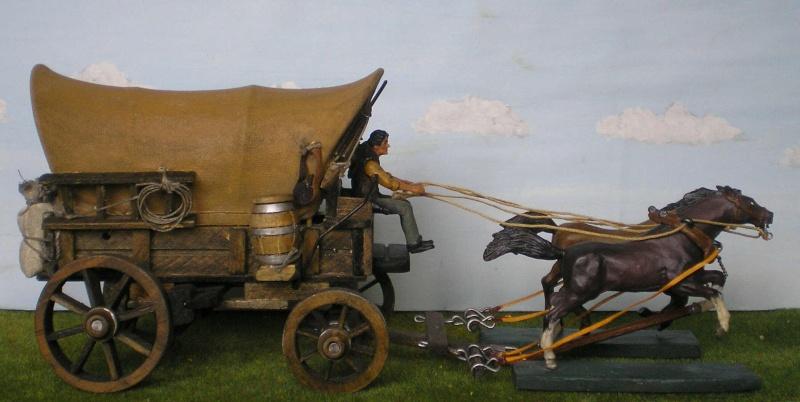 Bemalungen, Umbauten, Eigenbau - neue Fuhrwerke für meine Dioramen 169e1c10