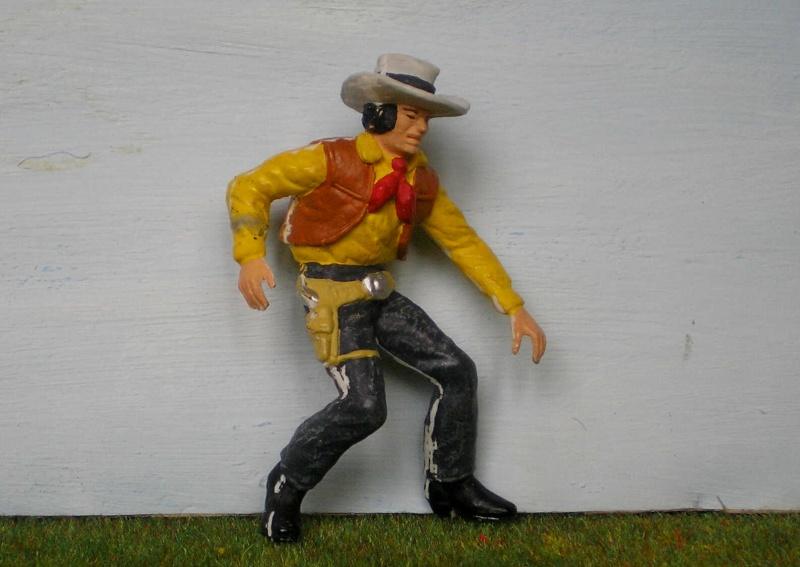 Bemalungen, Umbauten, Modellierungen - neue Cowboys für meine Dioramen 176a2c10