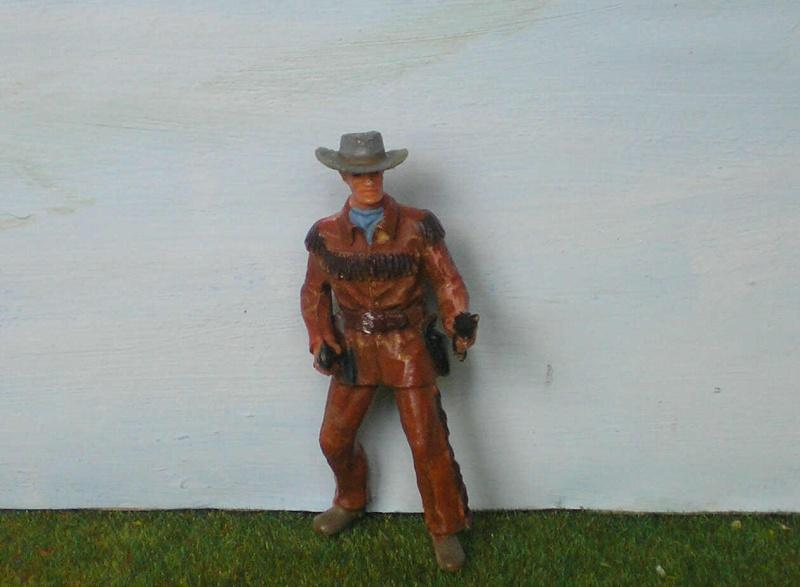 Bemalungen, Umbauten, Modellierungen - neue Cowboys für meine Dioramen 180c2a10