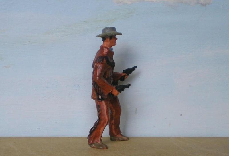 Bemalungen, Umbauten, Modellierungen - neue Cowboys für meine Dioramen 180c2b10