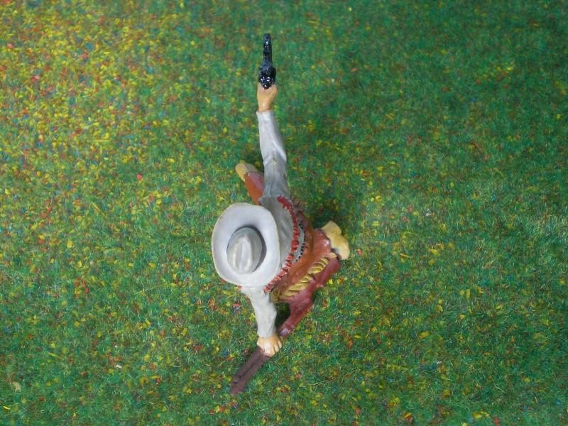 Bemalungen, Umbauten, Modellierungen - neue Cowboys für meine Dioramen 180j4a10