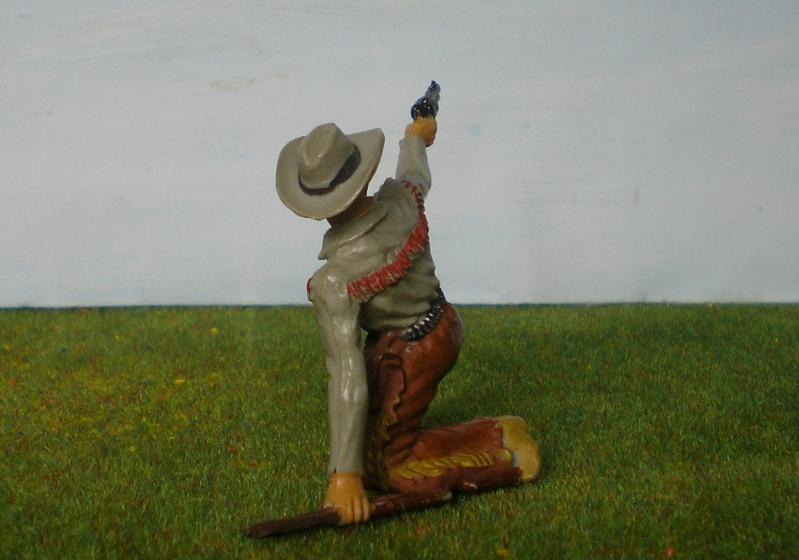 Bemalungen, Umbauten, Modellierungen - neue Cowboys für meine Dioramen 180j4e10
