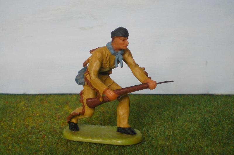 Bemalungen, Umbauten, Modellierungen - neue Cowboys für meine Dioramen 180l2a10