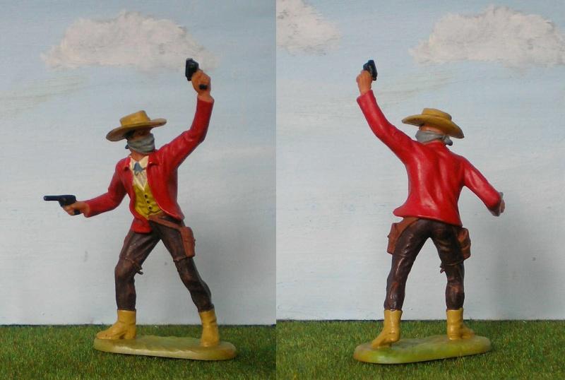 Bemalungen, Umbauten, Modellierungen - neue Cowboys für meine Dioramen 180m1_10