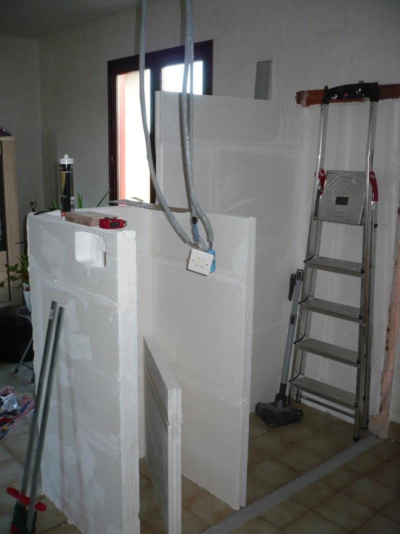 réalisation placard d'entrée P1050411