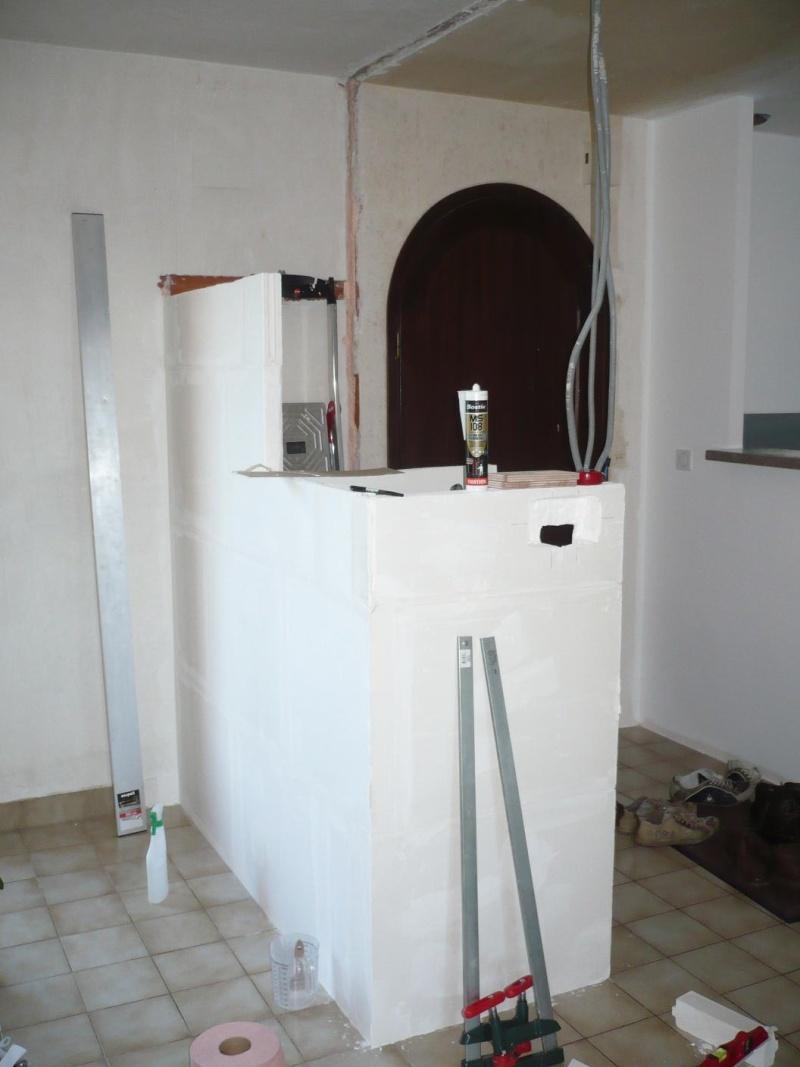 réalisation placard d'entrée P1050412