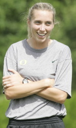 Lauren Hanson coach at Marist HS in Eugene Lauren10