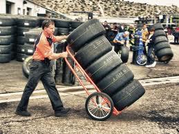 NASCAR -- 2014 Tires10