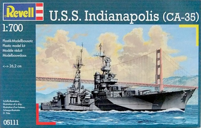 [Revell] Indianapolis 13982811