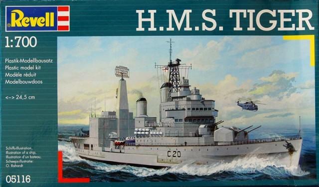 [Revell] HMS Tiger 15481211