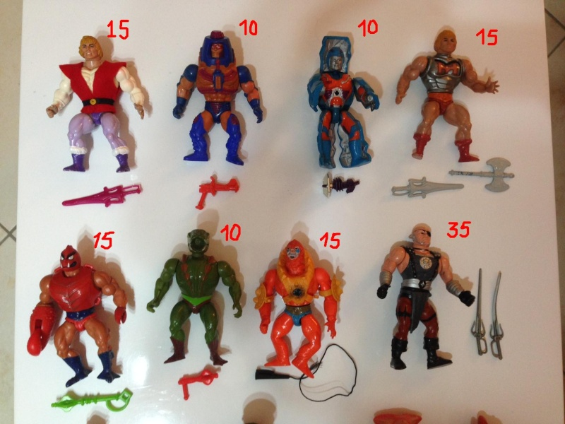 Lotto MASTERS OF THE UNIVERSE Master10