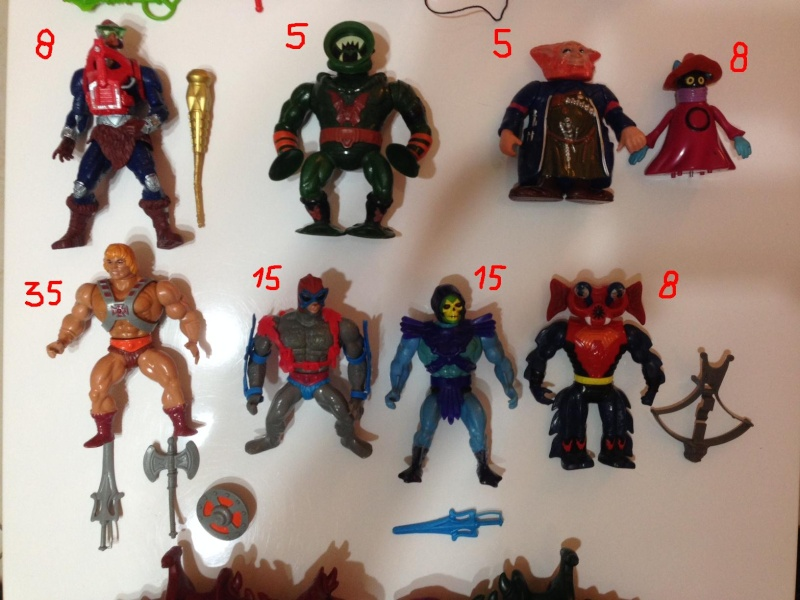 Lotto MASTERS OF THE UNIVERSE Master11