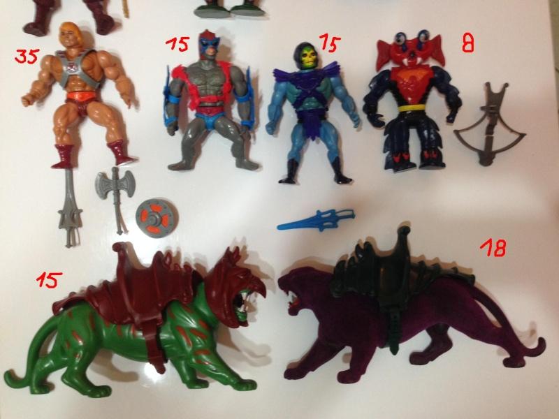 Lotto MASTERS OF THE UNIVERSE Master12