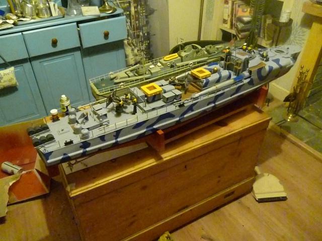 S100 Schnellboot 1.24 Rudder12