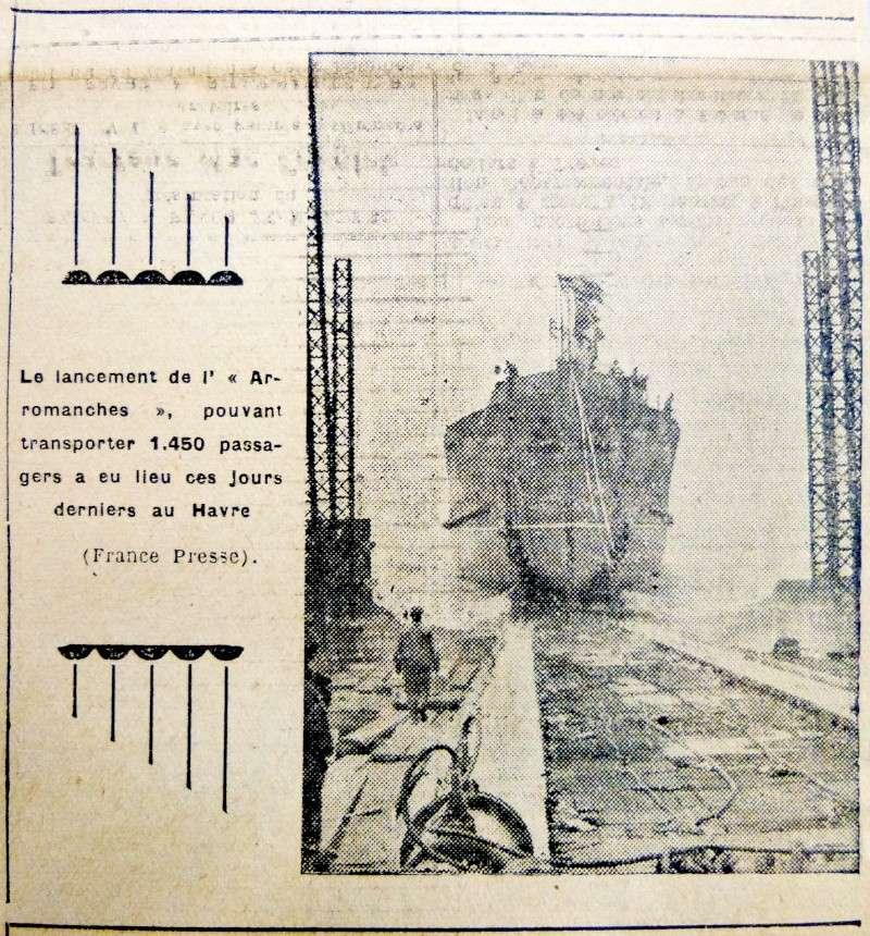Carnet de Campagne de l'Arromanches 1953/1954 - Page 4 1-liba11