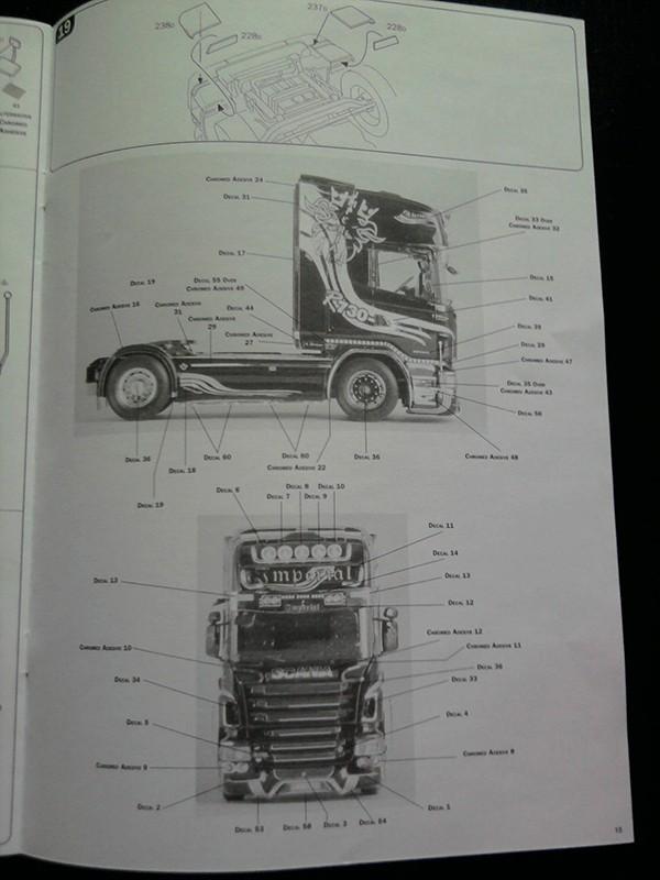 """Italeri Scania R730 V8 Topline """"Imperial"""" 1.24 00_10"""