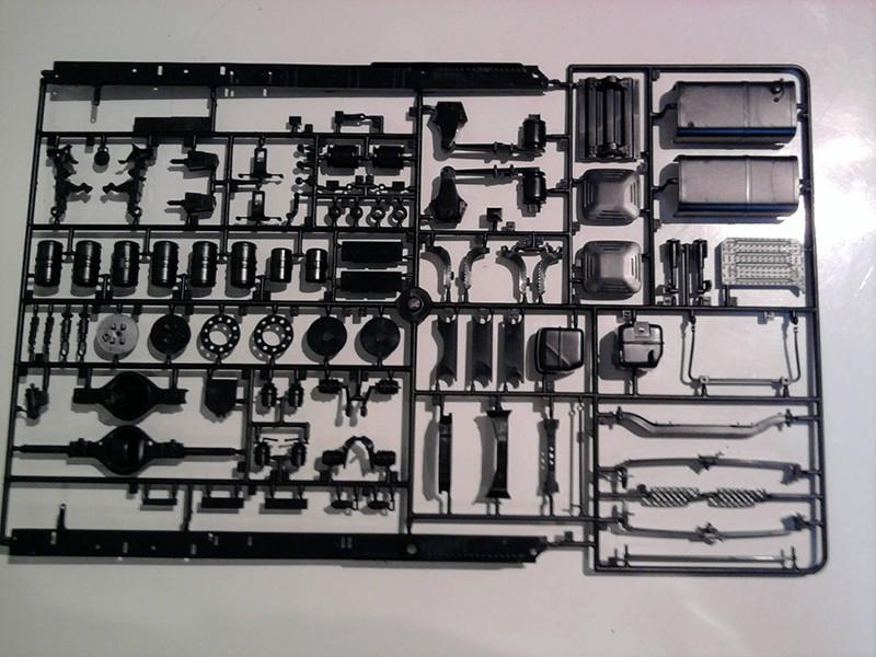 """Italeri Scania R730 V8 Topline """"Imperial"""" 1.24 02_21"""