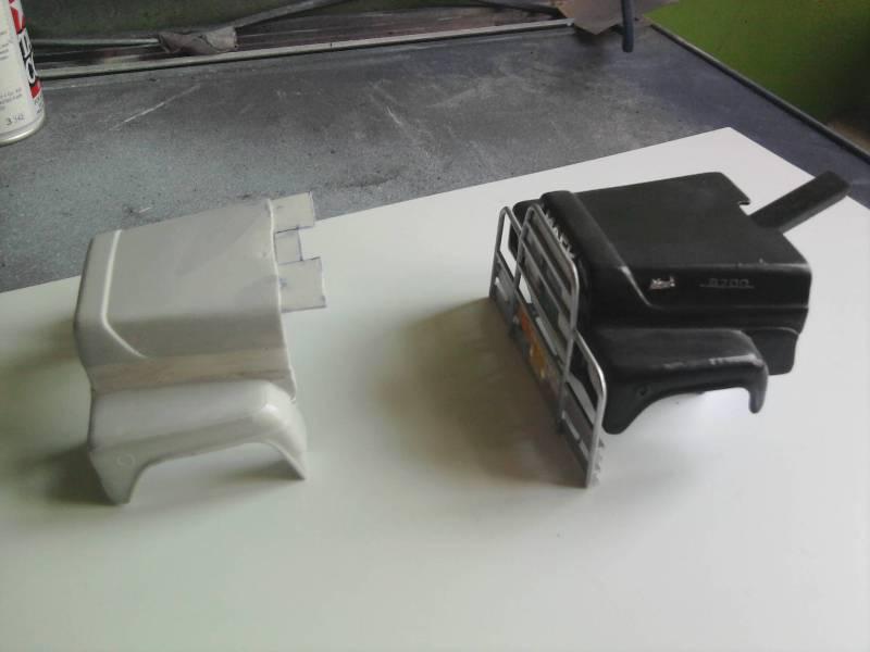 Mini BB vom Umbau Mack R600 Haube 04_12