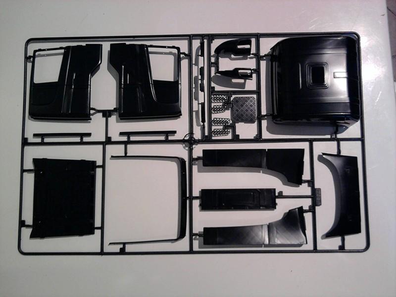 """Italeri Scania R730 V8 Topline """"Imperial"""" 1.24 07_14"""