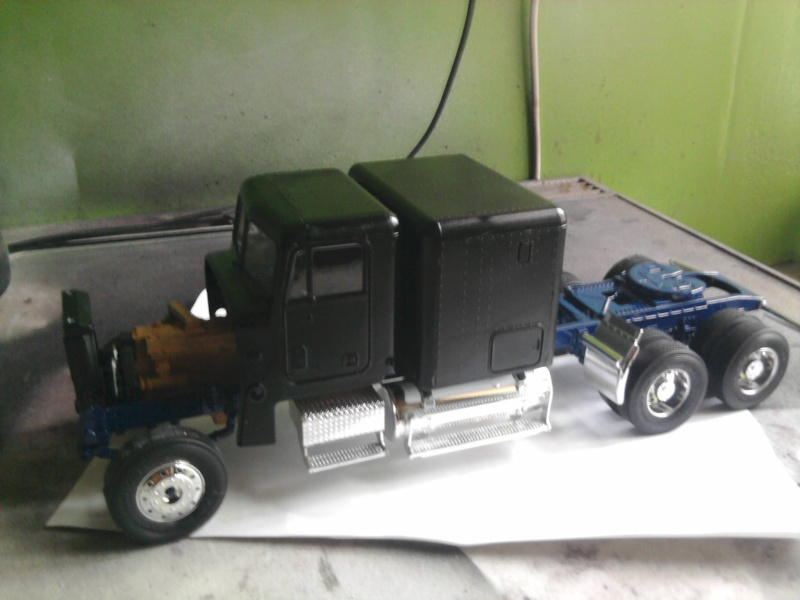 Revell Freightliner Conventional 1:24 Foto0741