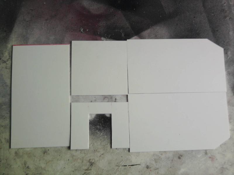 Peterbilt 379 mit 180 inch Sleeper 1:24 Foto0810