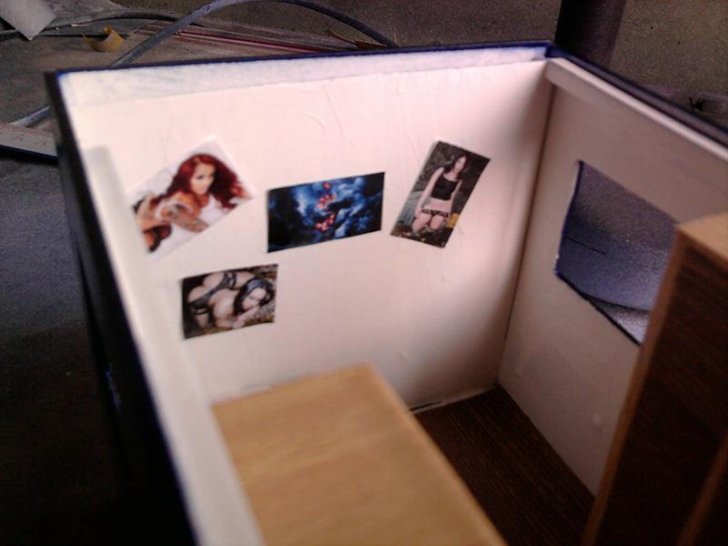 Peterbilt 379 mit 180 inch Sleeper 1:24 - Seite 2 Foto1010