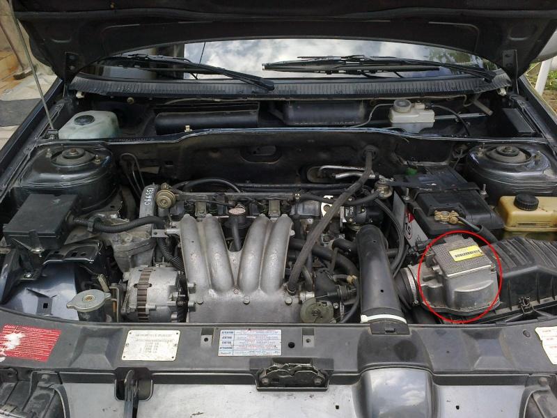 Problème de ralenti et de consommation sur 405 SRi phase 1 am90 xu9j2 Moteur10