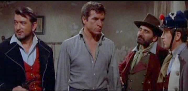 Seul contre 7 - Duello nella Sila ( Inédit ) - 1962 - Umberto LENZI Duello10