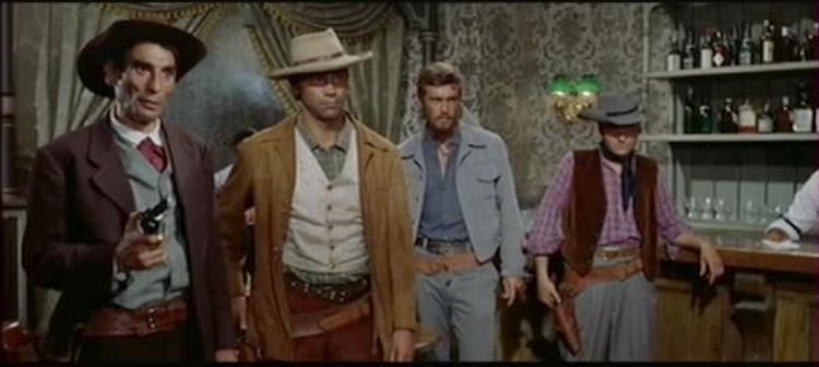 Trois pistolets contre César - Tre Pistole contro Cesare - 1966 - Enzo Peri Vlcsna10