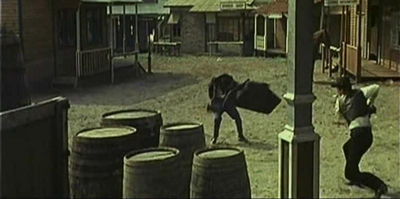 Le défi des implacables . ( Oeste Nevada Joe ) . 1964 . Ignacio F. Iquino . Vlcsna24