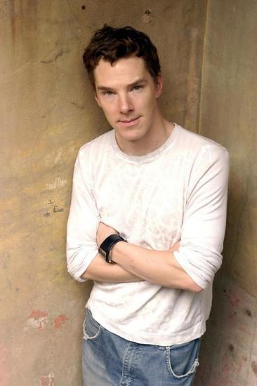Benedict Cumberbatch is a Total Doofus  (to annoy Norc) 8jaaf10