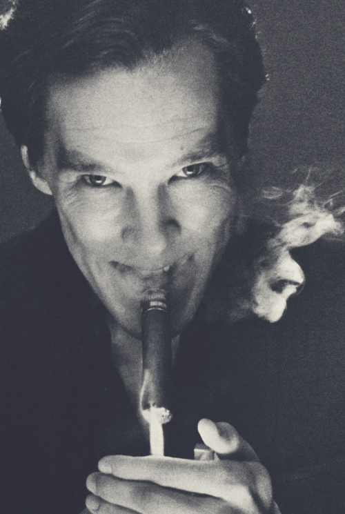Benedict Cumberbatch is a Total Doofus  (to annoy Norc) - Page 2 Tumblr27