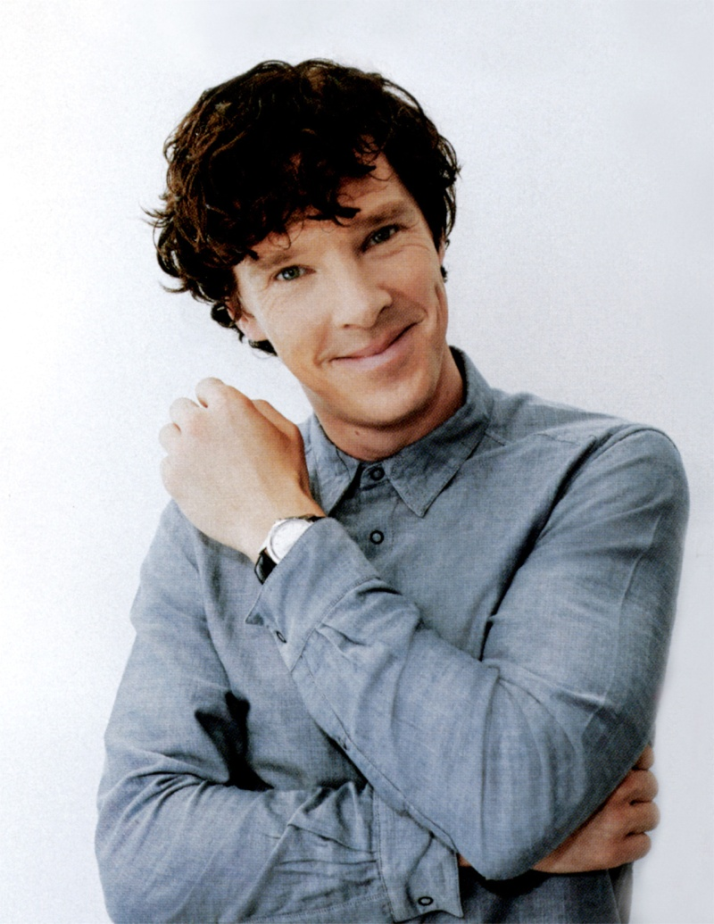 Benedict Cumberbatch is a Total Doofus  (to annoy Norc) - Page 2 Tumblr30