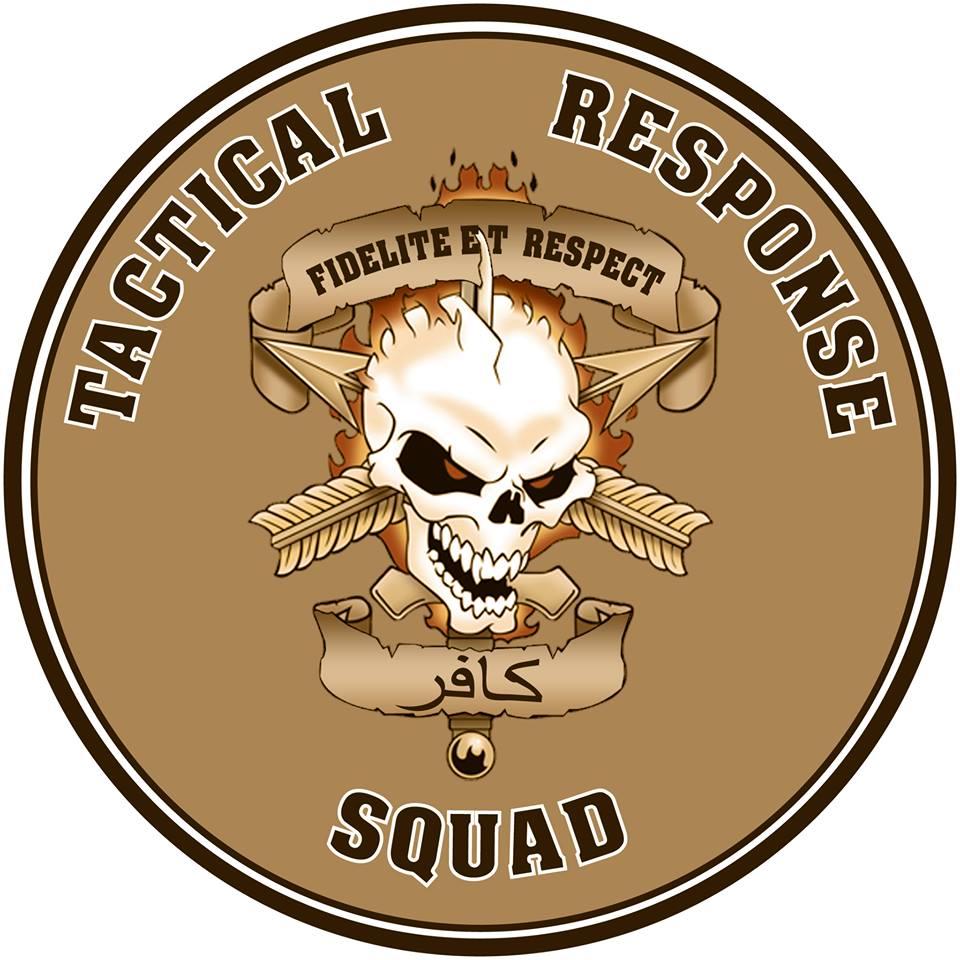 TACTICAL RESPONSE SQUAD