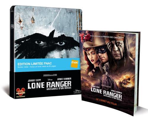 [BD + DVD] Lone Ranger, Naissance d'un Héros (11 décembre 2013) L-r10