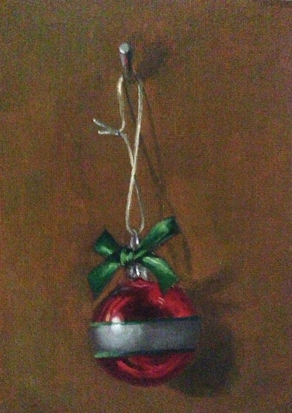 Painting #71:  Ho! Ho! Ho! Xmas_o10