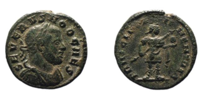 Follis de Constantin I César A8640210