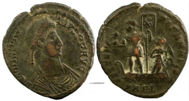 Les Constances II, ses Césars et ces opposants par Rayban35 - Page 3 B466e910