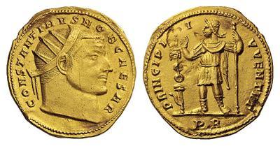 Follis de Constantin I César Fa184110
