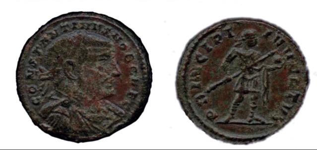 Follis de Constantin I César Ff638110