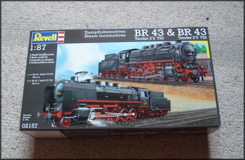 BR 43 REVELL (2002) 1:87 H0 Dsc00010