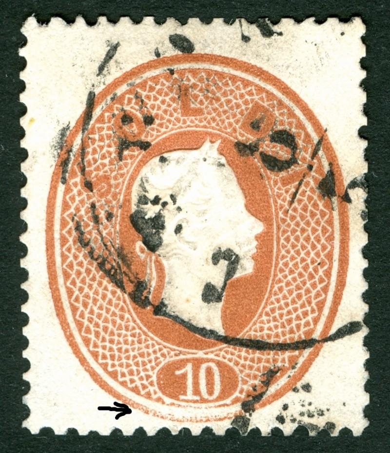 Lombardei-Venetien, Ausgabe 1861/62 10_s_110