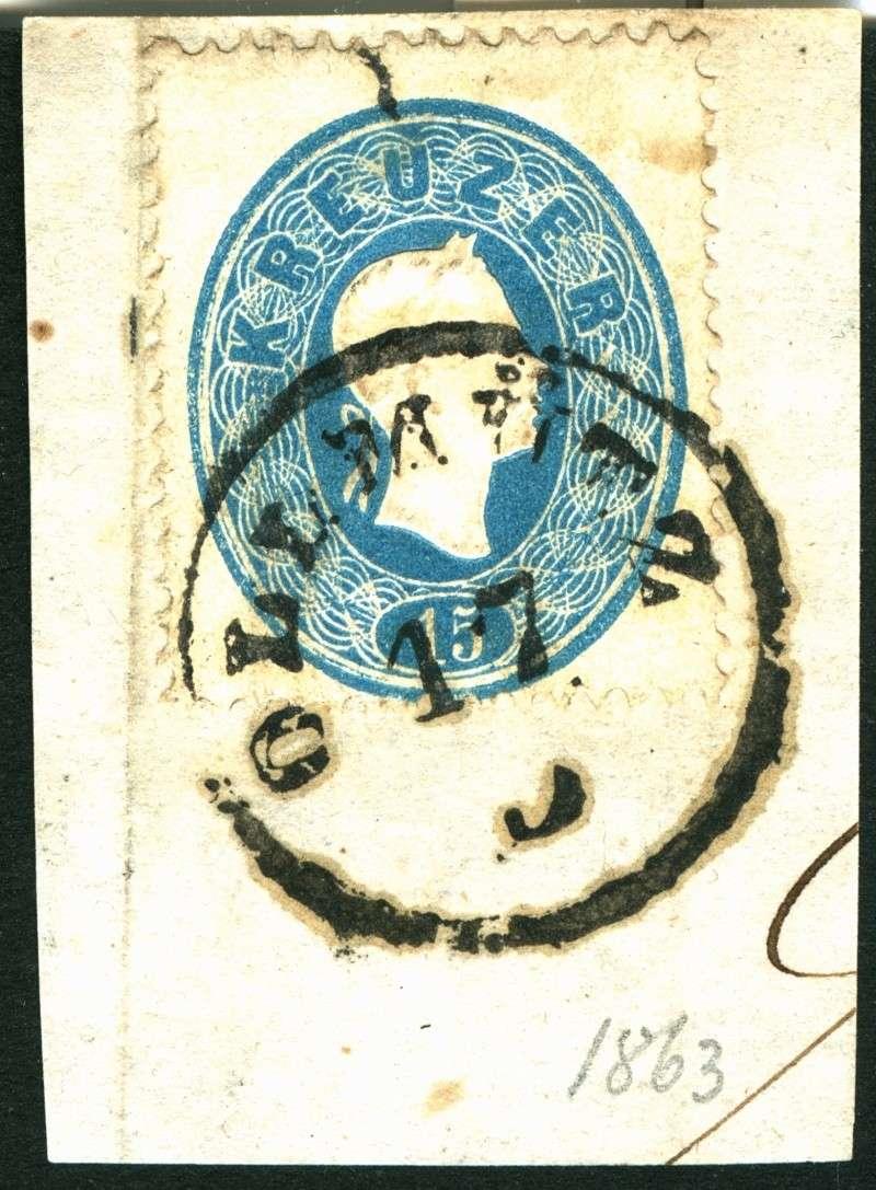 Die Freimarkenausgabe 1861 150_kr10