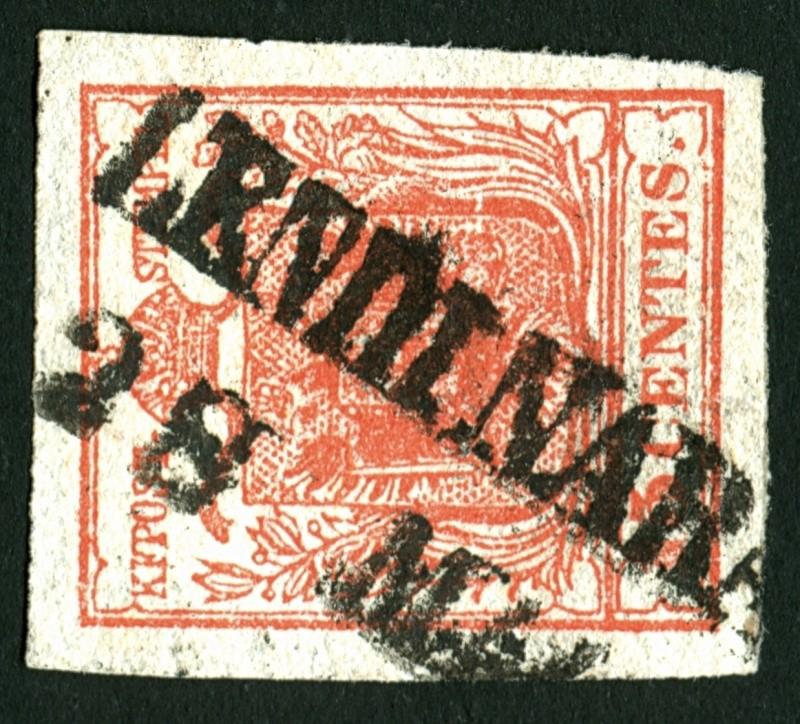 Lombardei - Venetien 1850 - 1858 15_cen12