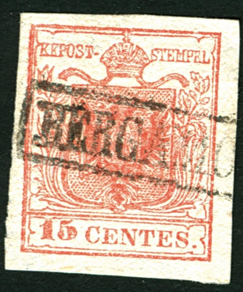 Lombardei - Venetien 1850 - 1858 - Seite 2 15_cen17