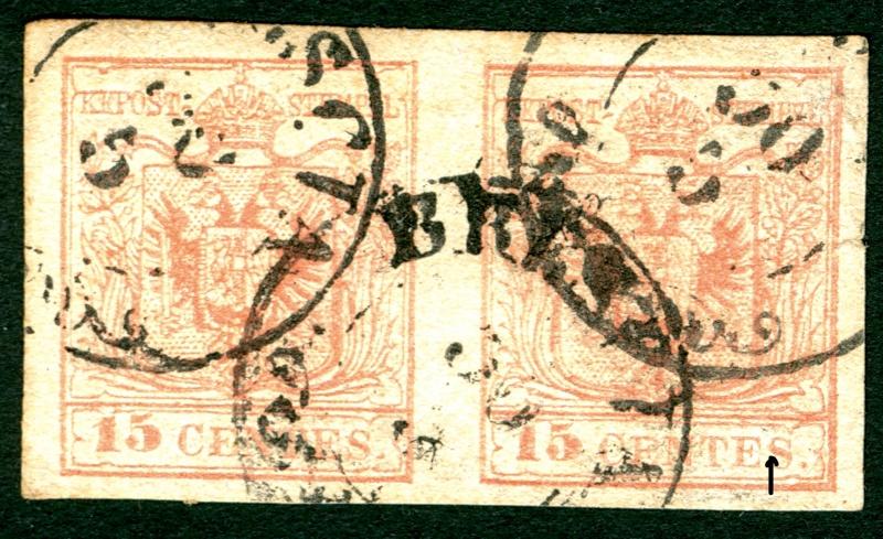Lombardei - Venetien 1850 - 1858 - Seite 2 15_cen21