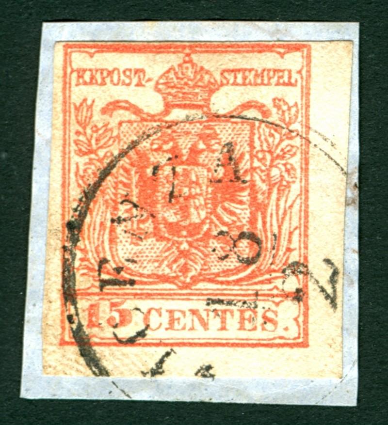 Lombardei - Venetien 1850 - 1858 - Seite 2 15_cen24